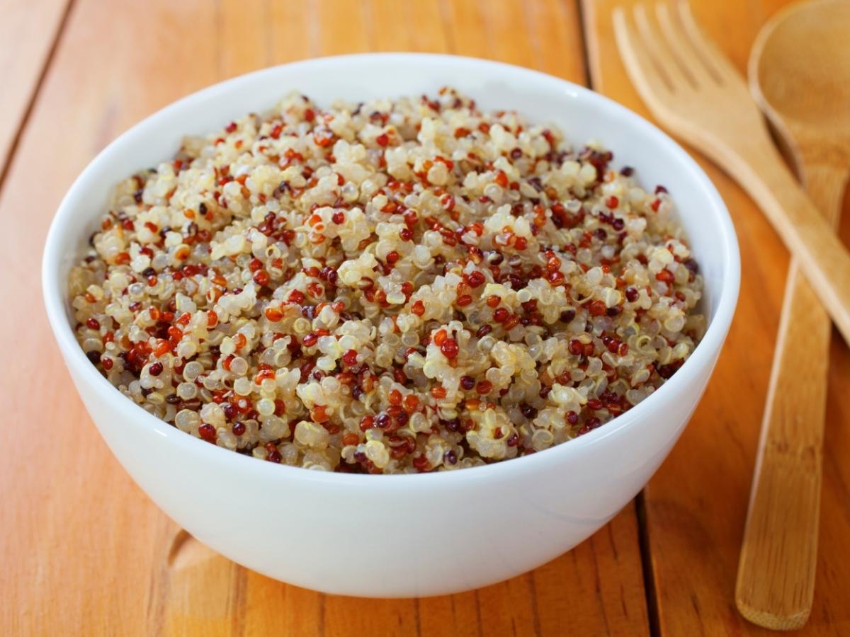 Amaël MALLEMONT Pôle Santé les Pléiades protéine végétale Quinoa