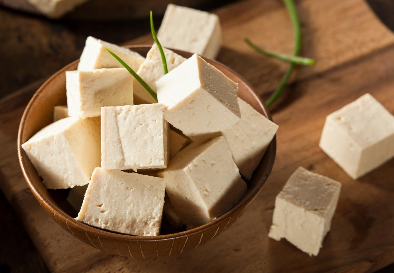 Amaël MALLEMONT Pôle Santé les Pléiades protéine végétale Tofu