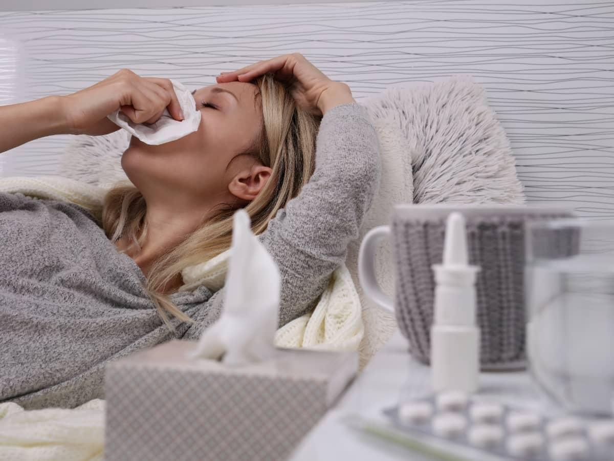 Rhume grippe Vitamine C Amaël MALLEMONT Pôle Santé les Pléiades