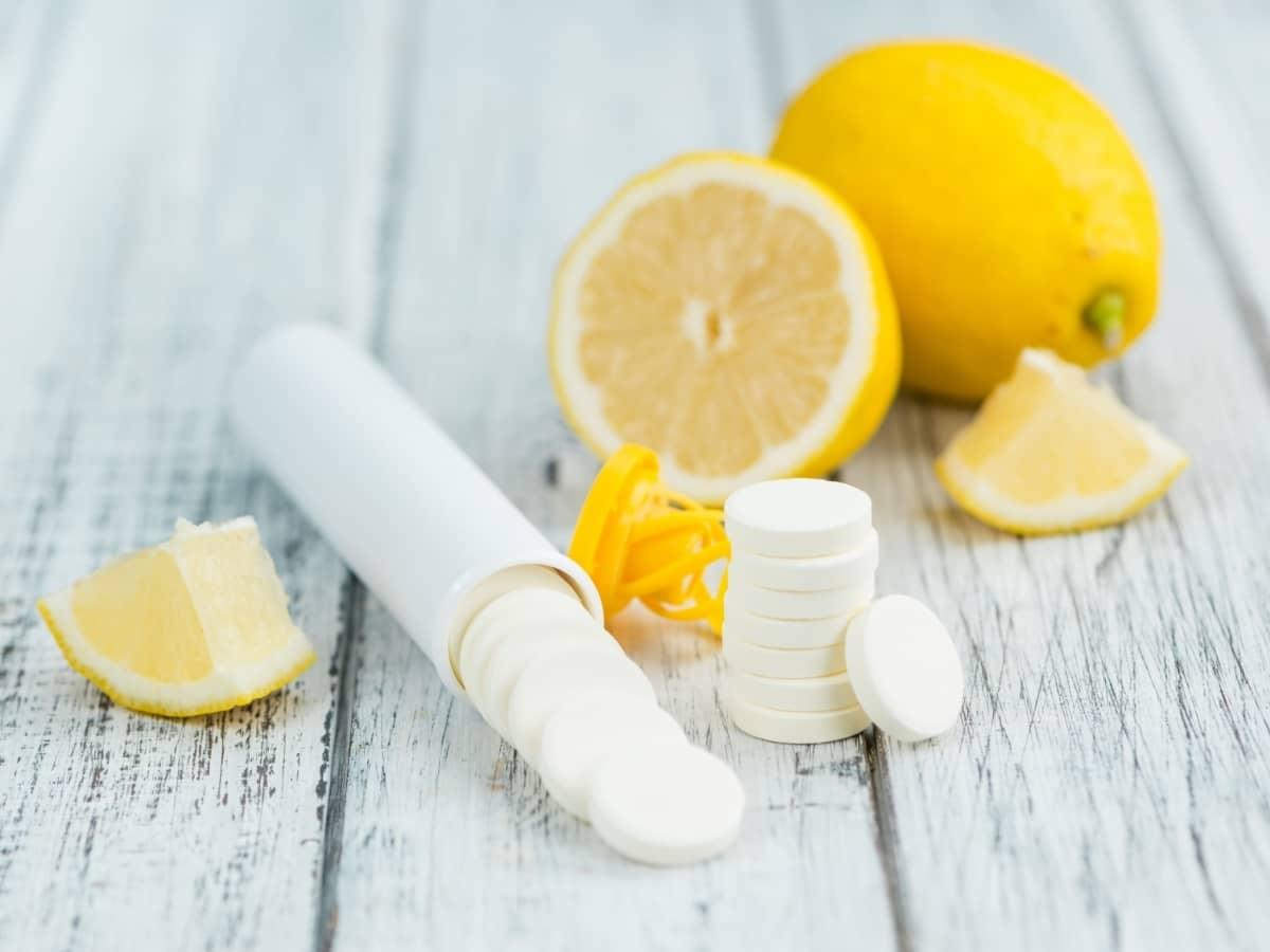 Vitamine C Amaël MALLEMONT Pôle Santé les Pléiades
